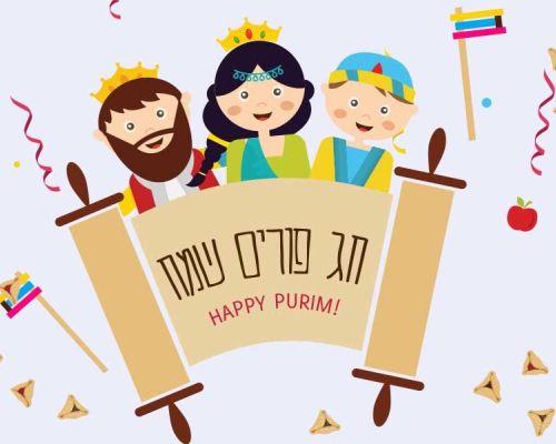 Programajánló: Gyere Velem Fergeteges Purim Buliba