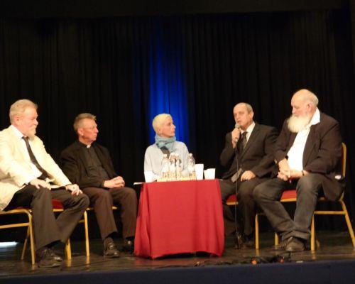 Korczak konferencia a Goldmark teremben