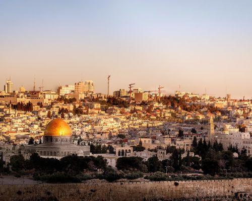 Izraeli úttal kapcsolatos információk