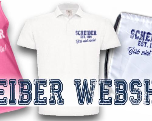 Scheiber Webshop